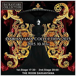 DAIKANYAMA COLLECTION 2015